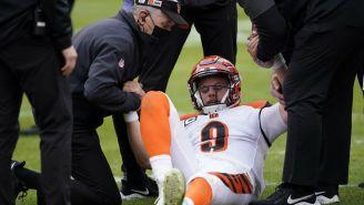 Joe Burrow lesionado