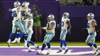 Cowboys: Derrotó a Vikings y rompió racha de cuatro derrotas consecutivas