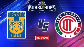 EN VIVO Y EN DIRECTO: Tigres vs Toluca