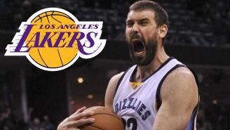 NBA: Marc Gasol firmará por dos temporadas con Lakers