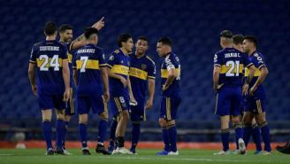 Libertadores: Juego Internacional vs Boca Juniors aplazado por muerte de Maradona