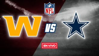 NFL EN VIVO: Washington Football Team vs Dallas Cowboys 2020 Semana 12