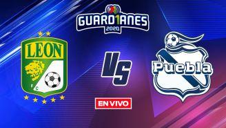 EN VIVO Y EN DIRECTO:  León vs Puebla Guardianes 2020 CF Vuelta