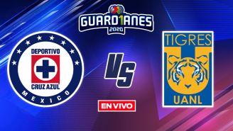 EN VIVO Y EN DIRECTO: Cruz Azul vs Tigres