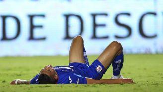 Cruz Azul: Orbelín Pineda no jugará ante Tigres