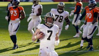 NFL: New Orleans no tuvo piedad de un Denver sin quarterback