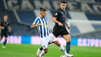 Tecatito Corona: Porto empató con Manchester City y se clasificó a Octavos