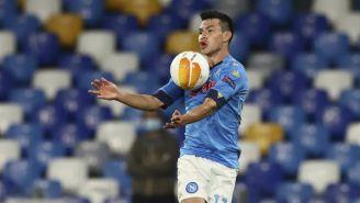 Chucky Lozano: Napoli se mide al AZ Alkamaar con el boleto a 16vos de Europa League en juego