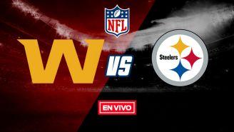 EN VIVO Y EN DIRECTO: Washington v Steelers 2020 S13