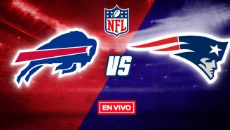 EN VIVO Y EN DIRECTO: Buffalo Bills vs New England Patriots