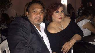 Damián 666 y su esposa Guadalupe Lizárraga