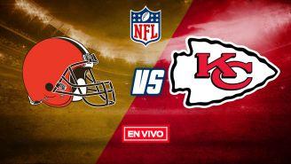 EN VIVO Y EN DIRECTO: Cleveland vs Kansas City Ronda Divisional