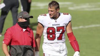 NFL: Rob Gronkowski aseguró que desea seguir con Tampa Bay el próximo año