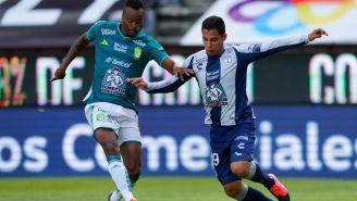 León y Pachuca se enfrentarán esta noche