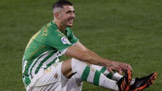 Guido Rodríguez no jugará vs la Real Sociedad