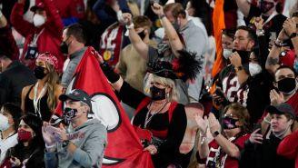 Afición de Tampa Bay del Super Bowl LV