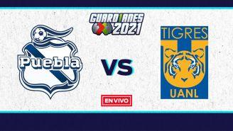 EN VIVO Y EN DIRECTO: Puebla vs Tigres