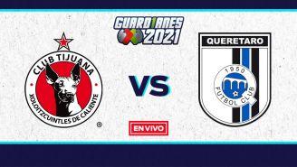 EN VIVO Y EN DIRECTO: Tijuana vs Querétaro