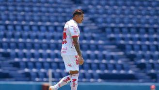 Diego Jiménez en victoria ante Atlante