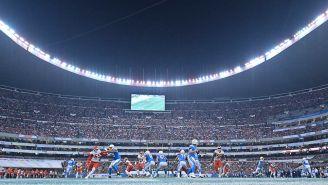Juego entre Chargers y Chiefs en la Ciudad de México