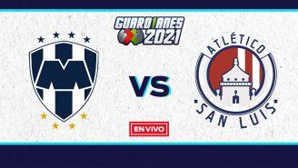 EN VIVO Y EN DIRECTO: Rayados vs Atlético San Luis