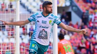 Liga MX: León derrotó al Atlas con doblete de Emmanuel Gigliotti