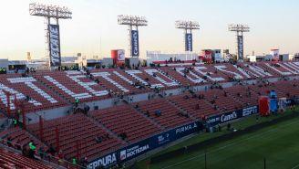 Atlético de San Luis: Estadio Alfonso Lastras permitiría ingreso de afición en juego ante Puebla