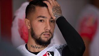 Luciano Acosta: 'Atlas no podía pagarme mi salario'