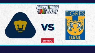 EN VIVO Y EN DIRECTO: Pumas vs Tigres Guardianes 2021 J15