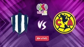 EN VIVO Y EN DIRECTO: Rayadas vs América Guardianes 2021 J15