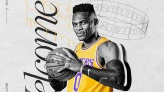 NBA: Los Lakers anuncian la contratación de Russell Westbrook