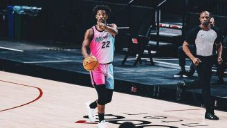 Butler en la temporada 2020-21 con Miami