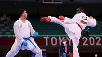 Esperan que el karate permanezca en los JJOO