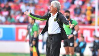 Ferretti en acción con FC Juárez vs Rayos