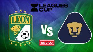 EN VIVO Y EN DIRECTO: León vs Pumas