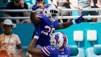 NFL: Buffalo consiguió primera victoria de la temporada al aplastar a Miami