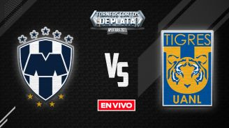 EN VIVO Y EN DIRECTO: Monterrey vs Tigres