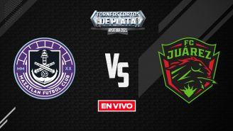 EN VIVO Y EN DIRECTO: Mazatlán vs Juárez Liga MX Apertura 2021 J11