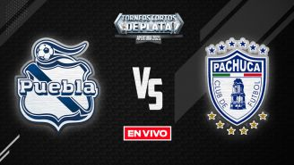 EN VIVO Y EN DIRECTO: Puebla vs Pachuca