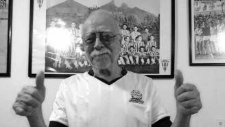 Rayados: Falleció exjugador que logró el ascenso definitivo de La Pandilla