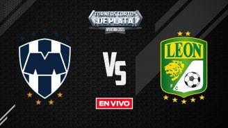 EN VIVO Y EN DIRECTO: Rayados vs León Liga MX Apertura 2021 J13