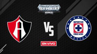 Atlas vs Cruz Azul Liga MX EN VIVO: Apertura 2021 Jornada 14