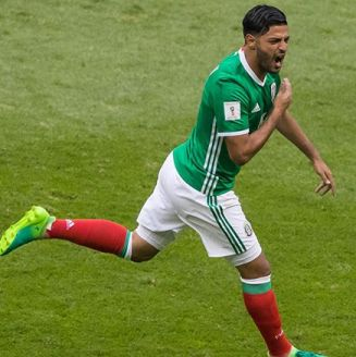 Carlos Vela gritó de forma efusiva su gol contra Estados Unidos