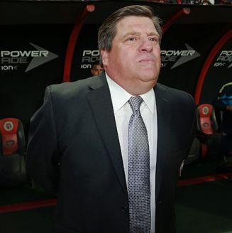 Miguel Herrera previo al partido contra Xolos