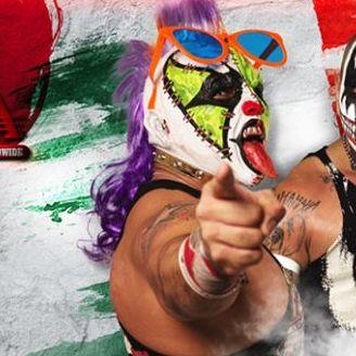 Psycho Clown y Pagano harán equipo en Lucha Libre World Cup