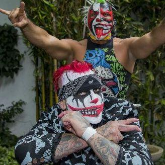 Psycho Clown y Pagano unen sus fuerzas para la lente de RÉCORD