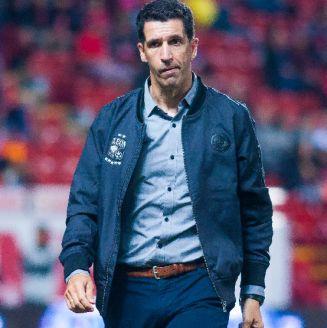 Gustavo Díaz, tras un juego con la Fiera