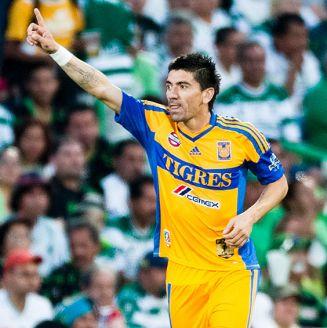 Héctor Mancilla en la Semifinal del C2012