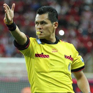 Pérez Durán señala el final de un juego de Copa MX