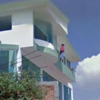 Cuerpo colgado en Naucalpan es detectado por Google Maps